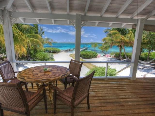 Single Family Home for Sale at Beach Lubbers, Beach Lubbers Abaco Ocean Club, Lubbers Quarters, Abaco Bahamas