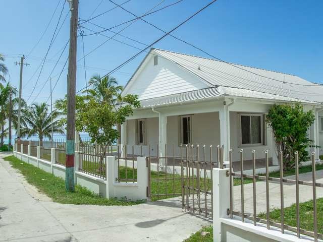 Single Family Home for Sale at Beachfront Home, Alice Town South Bimini, Bimini Bahamas
