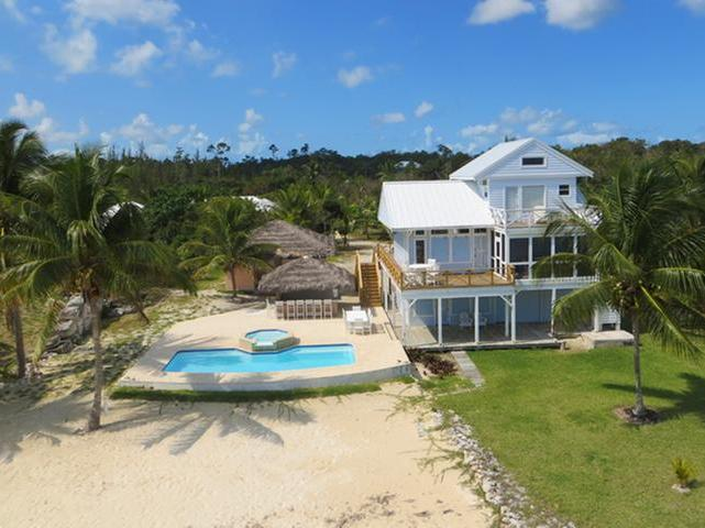 Single Family Home for Sale at Turtle Rocks Beach Leisure Lee, Abaco Bahamas