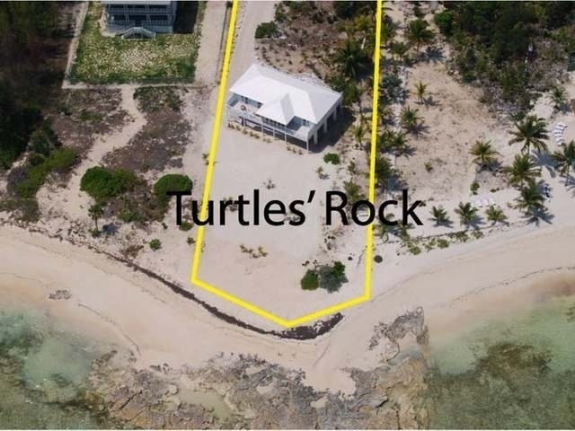 "Casa Unifamiliar por un Venta en ""Turtles' Rock"" Home, Turtle Rocks Beach Turtle Rocks, Abaco Bahamas"