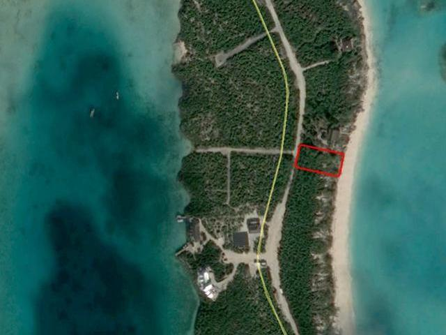土地,用地 为 销售 在 Norman's Cay Lot, Norman's Cay Normans Cay, 埃克苏马群岛, 伊克苏马海 巴哈马
