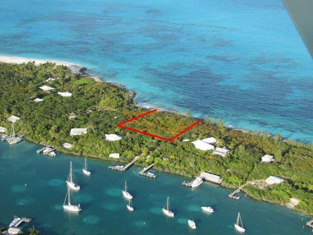 土地,用地 为 销售 在 Treasure Hill Ocean, Treasure Hill Oceanfront Man-O-War Cay, 阿巴科 巴哈马