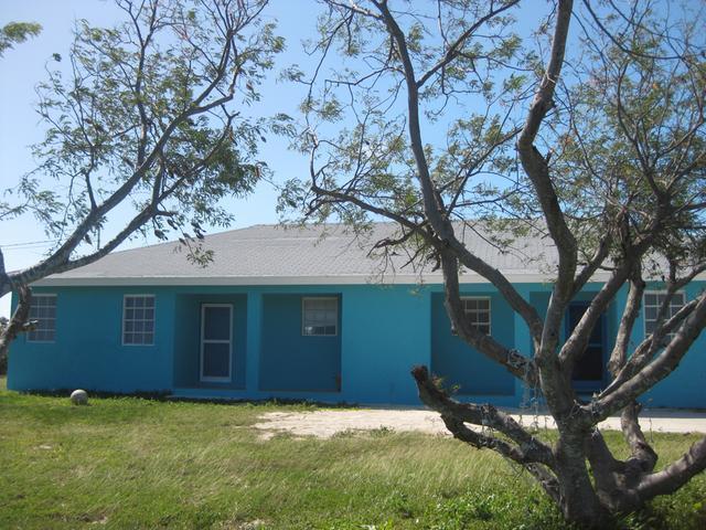 多户住宅 为 销售 在 Long Island Mckann's McKanns, 长岛 巴哈马