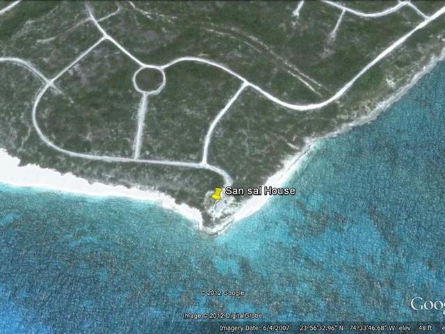 Single Family Home for Sale at Weber house, Sandy Point Columbus Landings, San Salvador Bahamas