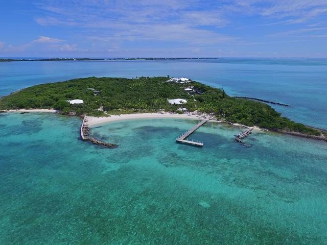 Private Island for Sale at Foot's Cay Other Abaco, Abaco Bahamas