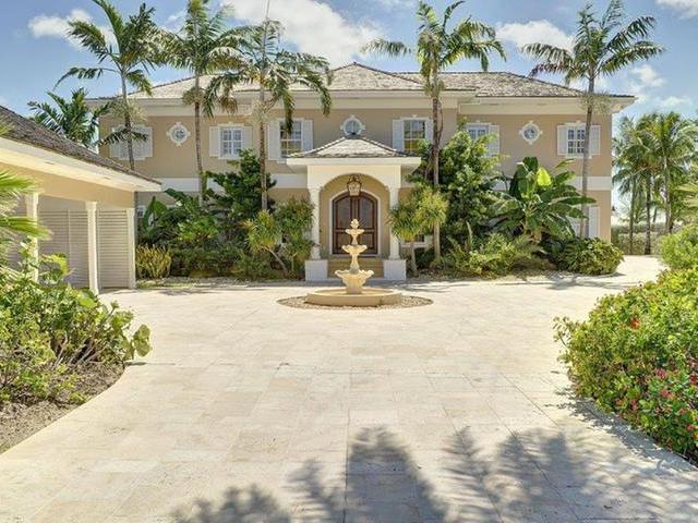 Single Family Home for Sale at Ocean Club Estates, 109 Harbour's Way Ocean Club Estates, Paradise Island, Nassau And Paradise Island Bahamas