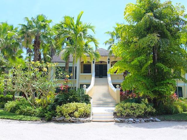 独户住宅 为 销售 在 Beachfront Estate, Gunport Blvd Fortune Cay, 大巴哈马/自由港 巴哈马