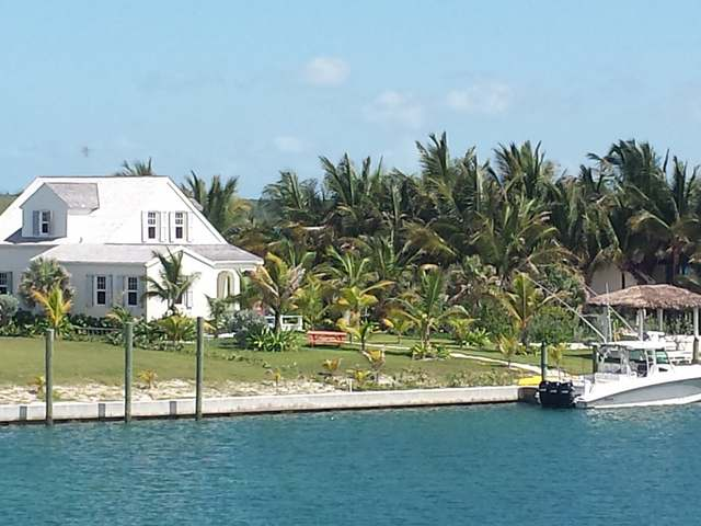 Single Family Home for Sale at The Pilot House, #6 Beach Road Schooner Bay, Abaco Bahamas