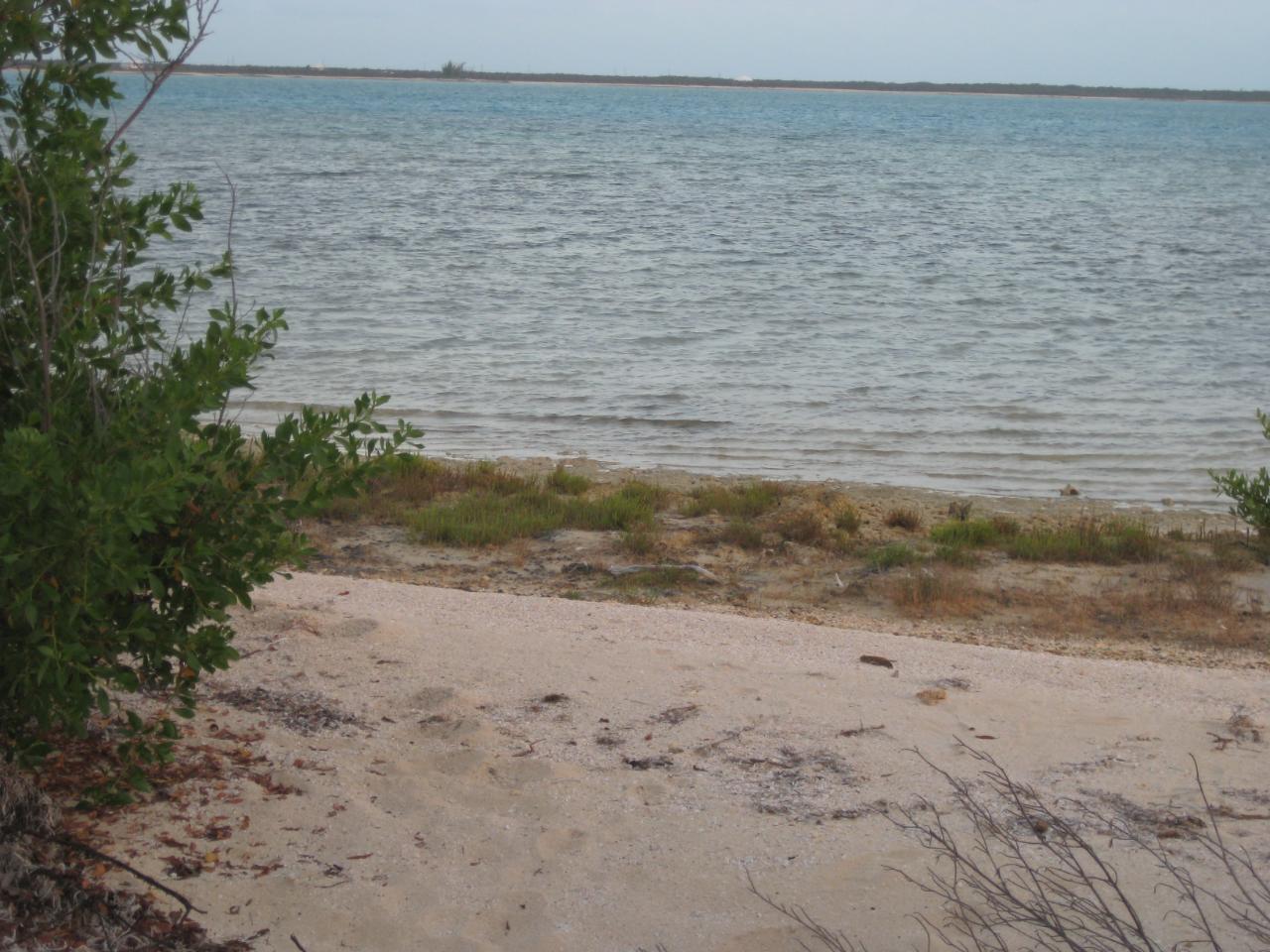 土地,用地 为 销售 在 Long Island Beachfront McKanns, 长岛 巴哈马