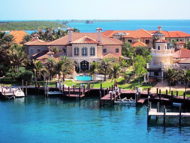Single Family Home for Sale at Villa Florentine, Ocean Club Estates Ocean Club Estates, Paradise Island, Nassau And Paradise Island Bahamas