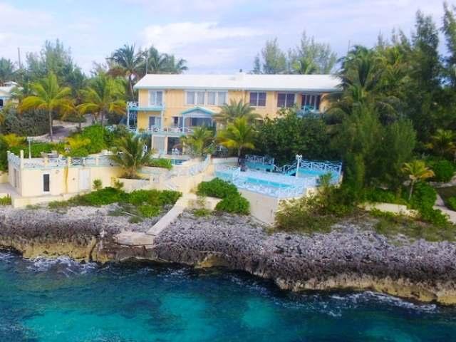 Single Family Home for Sale at Sleepy Shore Drive Rainbow Bay, Eleuthera Bahamas