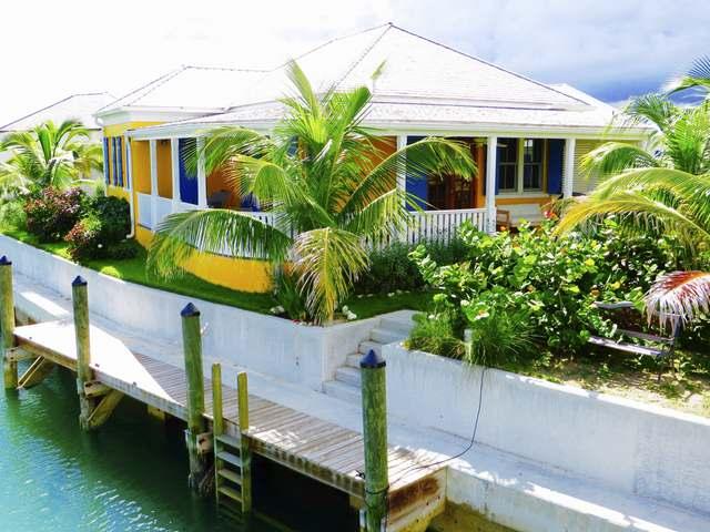 Single Family Home for Sale at #30 Island Road Schooner Bay, Abaco Bahamas
