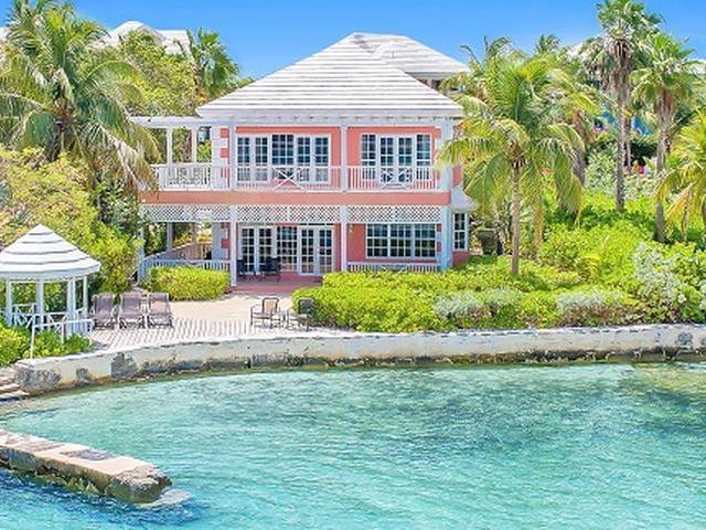 Single Family Home for Sale at Sea Star Villa, February Point February Point, Exuma Bahamas