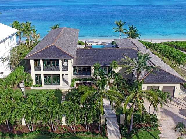 Single Family Home for Sale at Villa Paradiso, Ocean Club Estates Ocean Club Estates, Paradise Island, Nassau And Paradise Island Bahamas