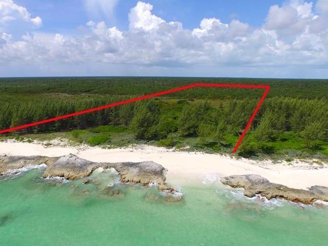 Land for Sale at Beachfront 10 acres., Gilpin Point Other Abaco, Abaco Bahamas