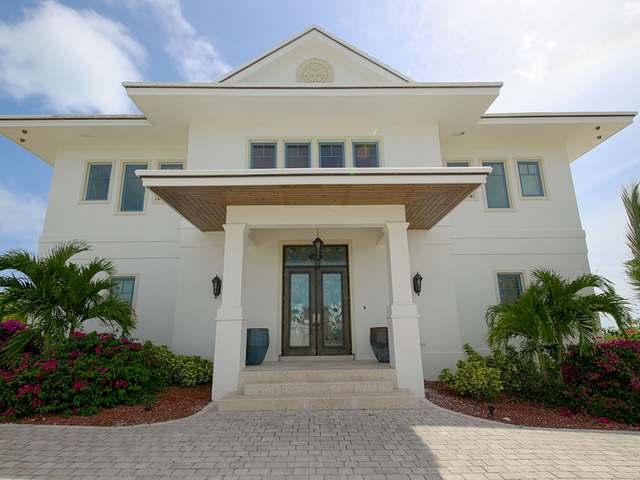 Single Family Home for Sale at White Heather, Oceania Boulevard Moss Town, Exuma Bahamas