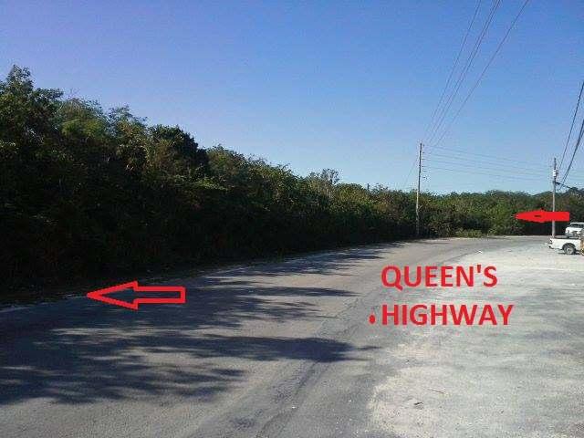 Terreno por un Venta en Queen's Highway Other Exuma, Exuma Bahamas