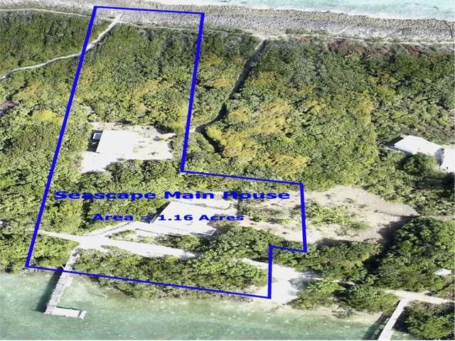 Casa Unifamiliar por un Venta en Seascape Parcel 1, Seascape Parcel 1 Man-O-War Cay, Abaco Bahamas