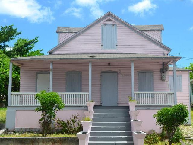 Single Family Home for Sale at Almost Heaven, Leo Pinder Main Street Spanish Wells, Eleuthera Bahamas