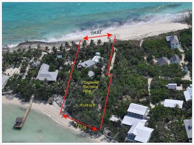 Casa Unifamiliar por un Venta en Cay Haven Tree House, Cay Haven Tree House Mow Man-O-War Cay, Abaco Bahamas