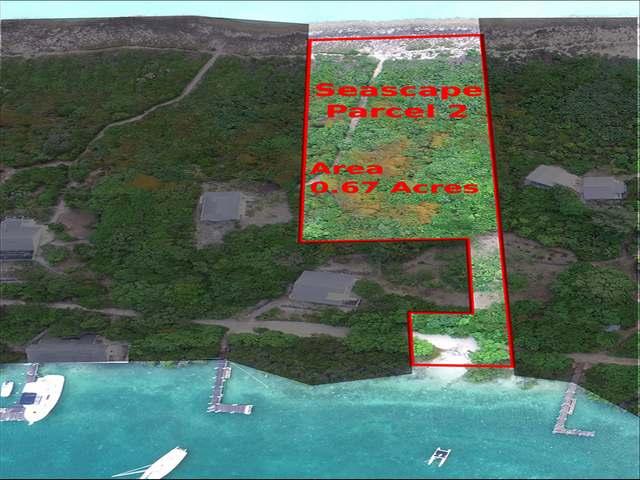 Terreno por un Venta en Seascape Parcel 2, Seascape Parcel 2 Man-O-War Cay, Abaco Bahamas