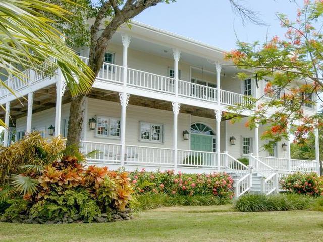 Casa Unifamiliar por un Venta en Summerwind, Summerwind Green Turtle Cay, Abaco Bahamas
