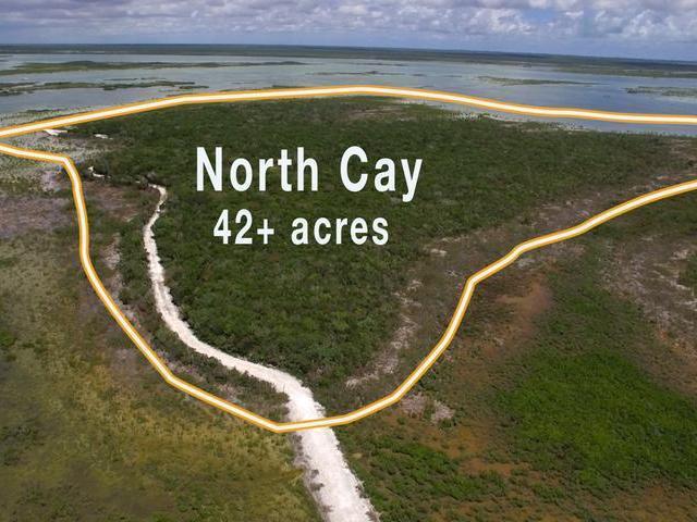 Isla privada por un Venta en North Cay Cherokee, Yellow Wood Creek Abaco Yellowood, Abaco Bahamas