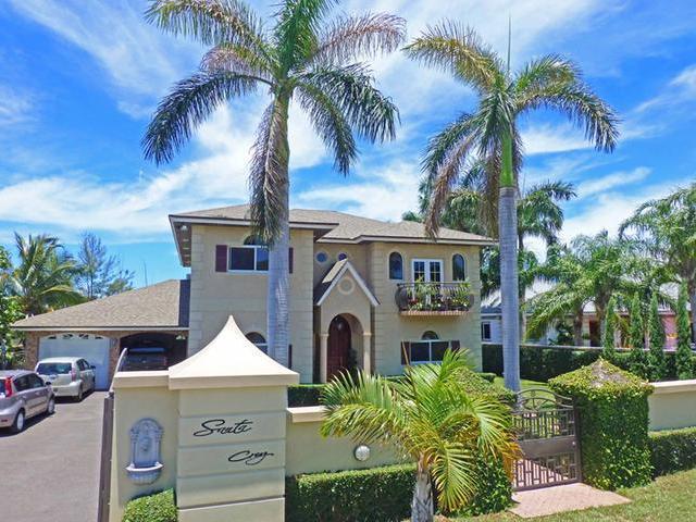 Single Family Home for Sale at Westridge Home, Westridge Drive Westridge, Nassau And Paradise Island Bahamas