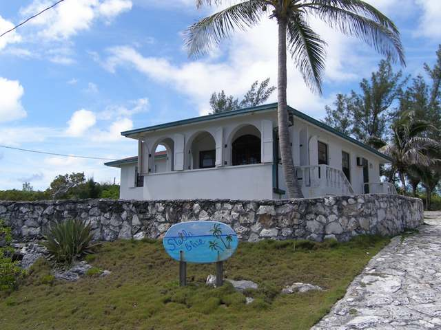 独户住宅 为 销售 在 Stella Blue, Ocean Drive 彩虹湾, 伊路瑟拉 巴哈马