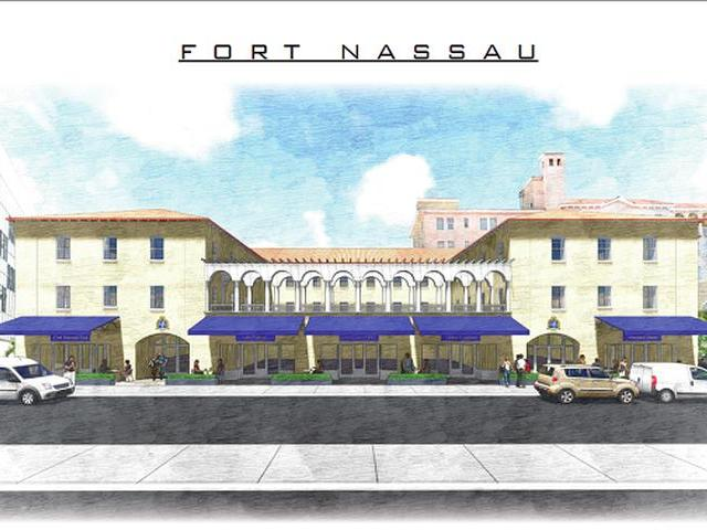 Commercial for Rent at Malborough Street Downtown, Nassau And Paradise Island Bahamas