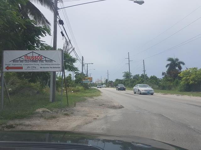 Commercial for Sale at FREEHOLD, Harold Road West Nassau, Nassau And Paradise Island Bahamas