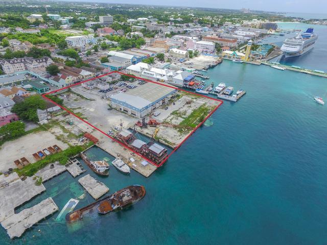 Commercial for Sale at Union Wharf, The Harbour Downtown, Nassau And Paradise Island Bahamas