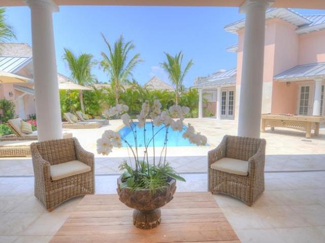 Single Family Home for Sale at Albany Villa, B43 Albany Albany, South Ocean, Nassau And Paradise Island Bahamas
