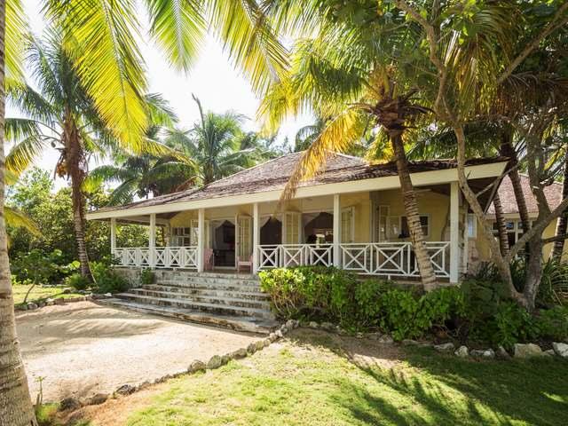 独户住宅 为 销售 在 Kamalame Cay, Staniard Creek, 安德罗斯 巴哈马