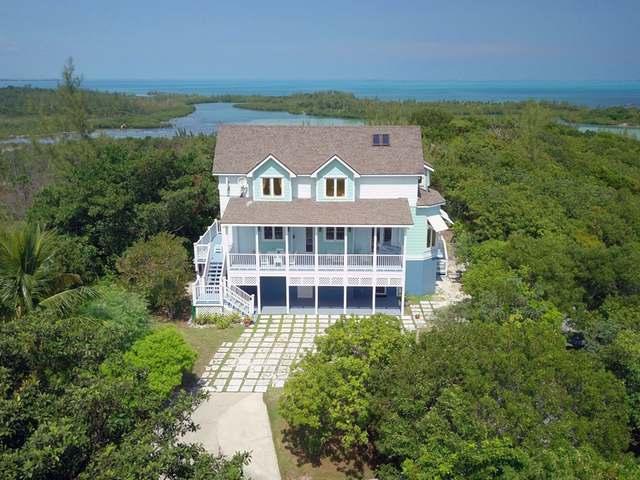 Casa Unifamiliar por un Venta en Fernhills Great Cistern, Marsh Harbour, Abaco Bahamas
