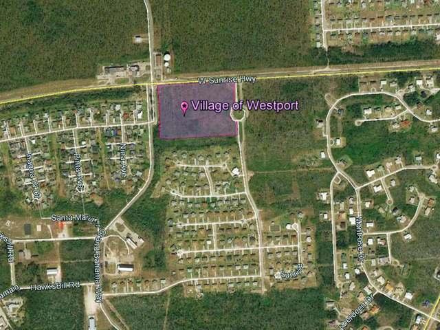 土地,用地 为 销售 在 Village Of Westport Freeport, 大巴哈马/自由港 巴哈马