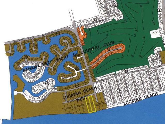 Land for Sale at Lucayan Beach Land, Acacia Road Lucaya, Freeport And Grand Bahama Bahamas