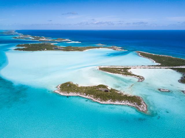 Isla privada por un Venta en Jim Cay, Exuma Other Exuma, Exuma Bahamas