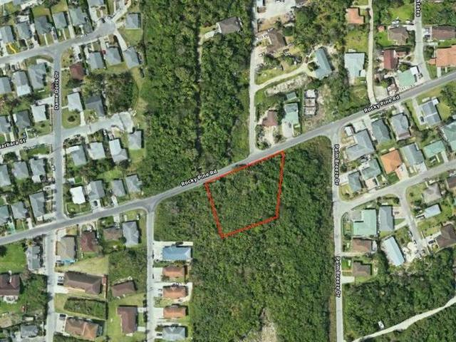 Land for Sale at Lot D, Rocky Pine Rd, Rocky Pine Road Rocky Pine Road, Gladstone Road, Nassau And Paradise Island Bahamas