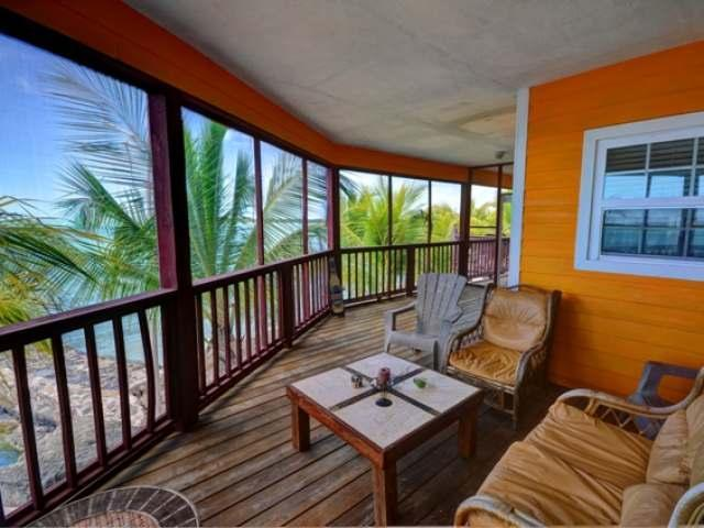 Single Family Home for Sale at The Cays Moss Town, Exuma Bahamas