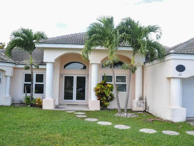 Single Family Home for Sale at Pirates Acre, 21 Doubloon Road Lucaya, Freeport And Grand Bahama Bahamas