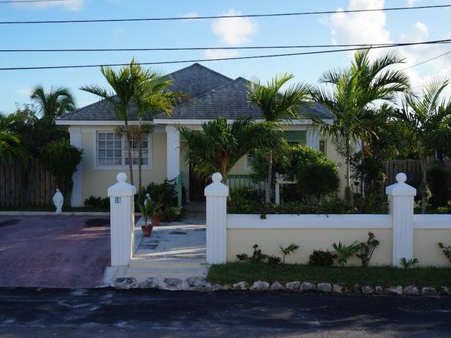 独户住宅 为 销售 在 Hilltop Hacienda, Lot 17 St. Anne's Estate Prince Charles Drive, 新普罗维登斯/拿骚 巴哈马