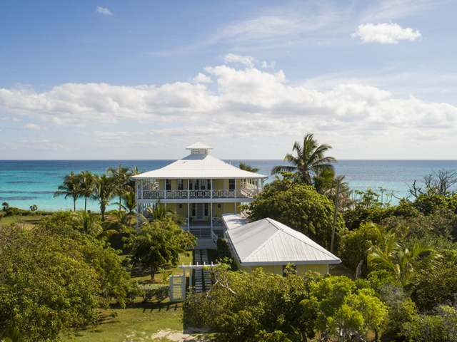 Single Family Home for Sale at Sandalwood Elbow Cay, Abaco Bahamas