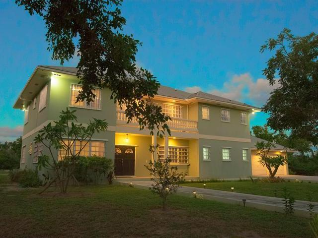 Single Family Home for Sale at freehold, Port New Providence Home Yamacraw, Nassau And Paradise Island Bahamas