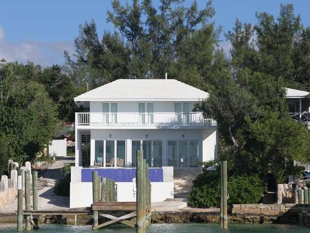 独户住宅 为 销售 在 Estrella Harbour Island, 伊路瑟拉 巴哈马