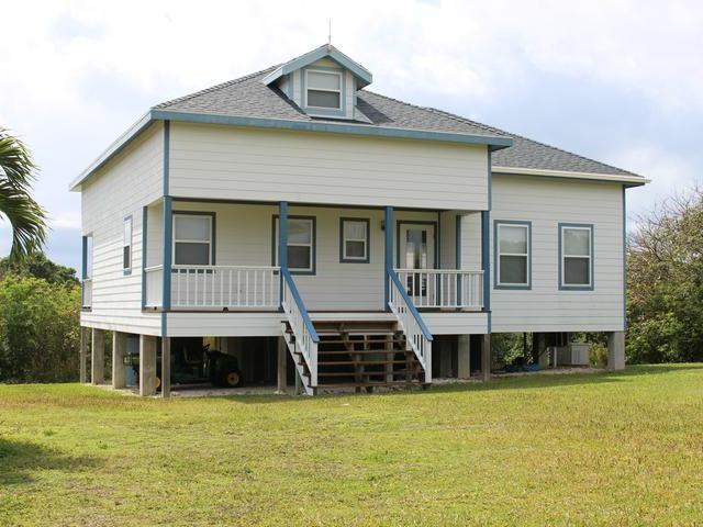 Casa Unifamiliar por un Venta en Cherokee Sound Hilltop Cherokee Sound, Abaco Bahamas