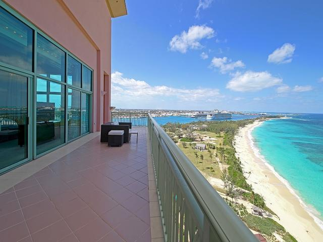 Single Family Home for Sale at The Reef Penthouses, The Reef At Atlantis Paradise Island, Nassau And Paradise Island Bahamas