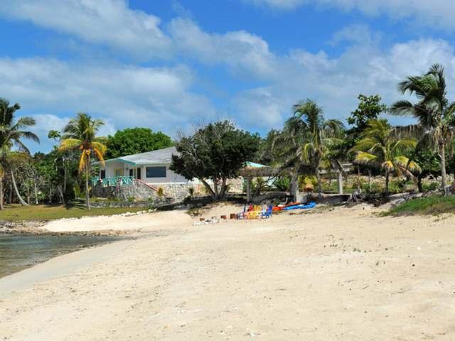 Casa Unifamiliar por un Venta en Pau Pau Bay Estate South Palmetto Point, Palmetto Point, Eleuthera Bahamas