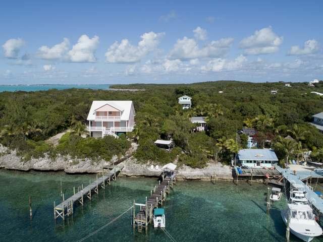 Casa Unifamiliar por un Venta en Watercolours Cottage, Watercolours Cottages Abaco Ocean Club, Lubbers Quarters, Abaco Bahamas