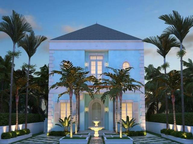Single Family Home for Sale at Sandyport Drive Sandyport, Cable Beach, Nassau And Paradise Island Bahamas